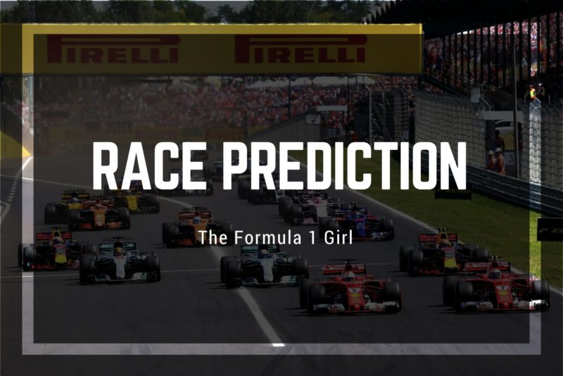 RACE PREDICTION: 2018 Formula 1 Bahrain Grand Prix