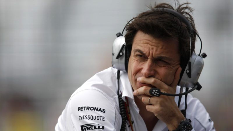 toto-wolff-talks-spain-mercedes