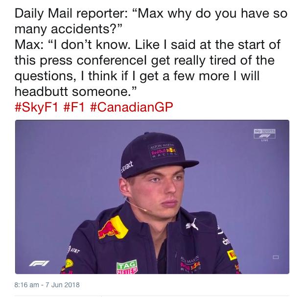 media-reporters-formula-1