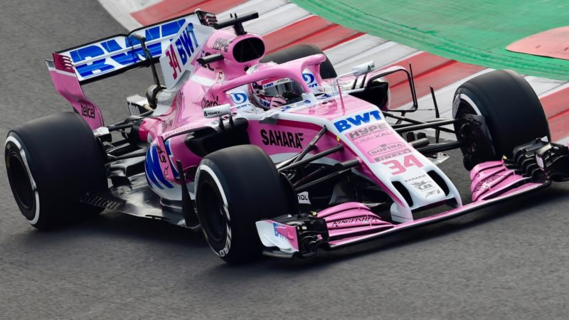Force India Enters Administration With Sergio Perez Taking Action Against The Team