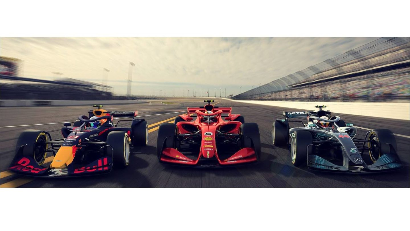 2021 Concepts For Formula 1 Future