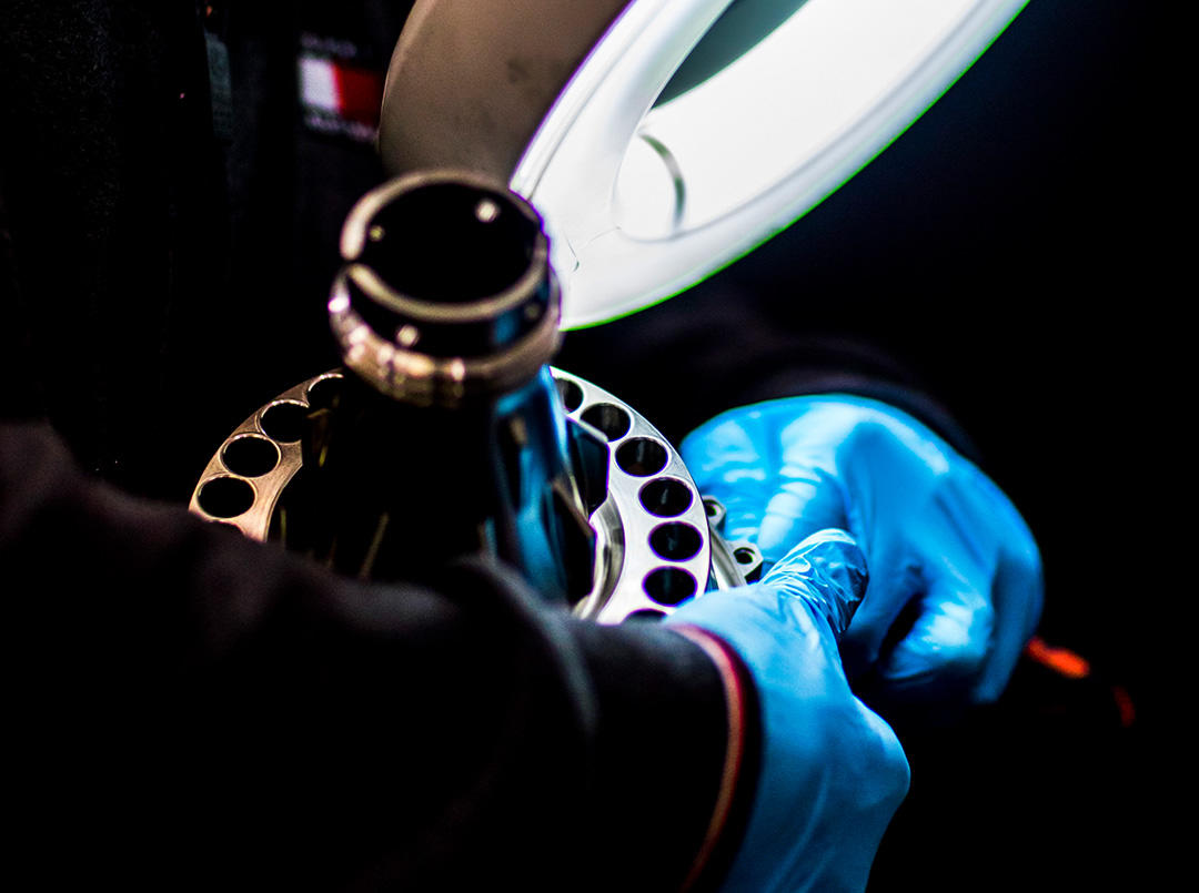 Insight With Mercedes: What happens to Formula 1 Car parts after a race?