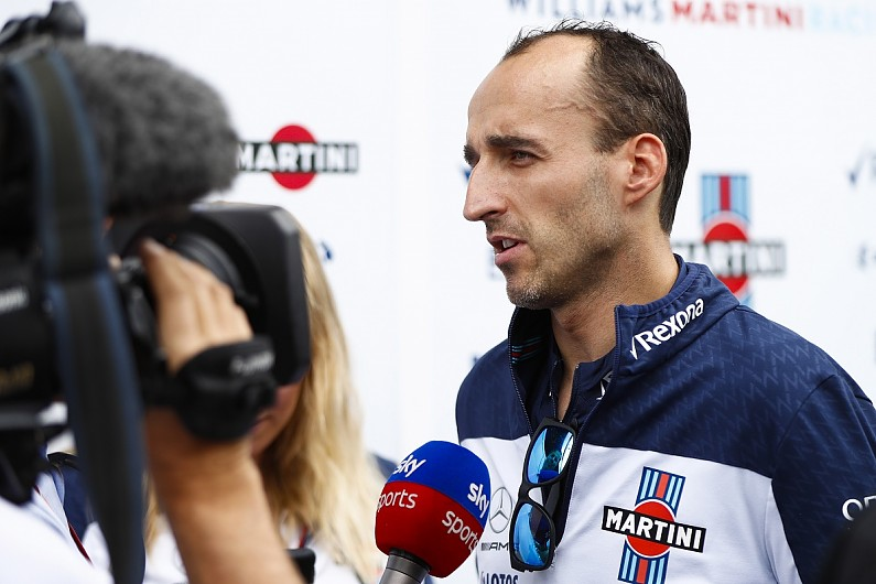 Confirmed: Robert Kubica Racing For Williams In 2019