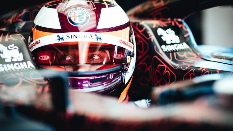 Alfa Romeo Unveil Valentine's Livery – With Kimi Raikkonen